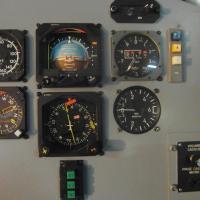 Planche pilote droit