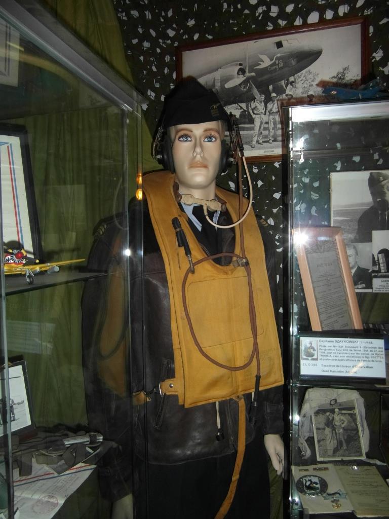 pilote de broussard en 1958