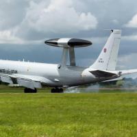 NATO E-3A n°443 de Geilenkirchen