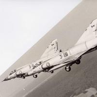 Mirage IIIE n°489 (3-IL) en 1970