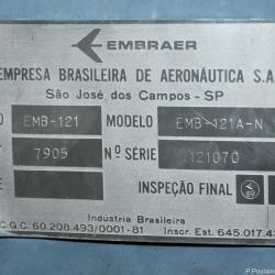 plaque du Xingu 70