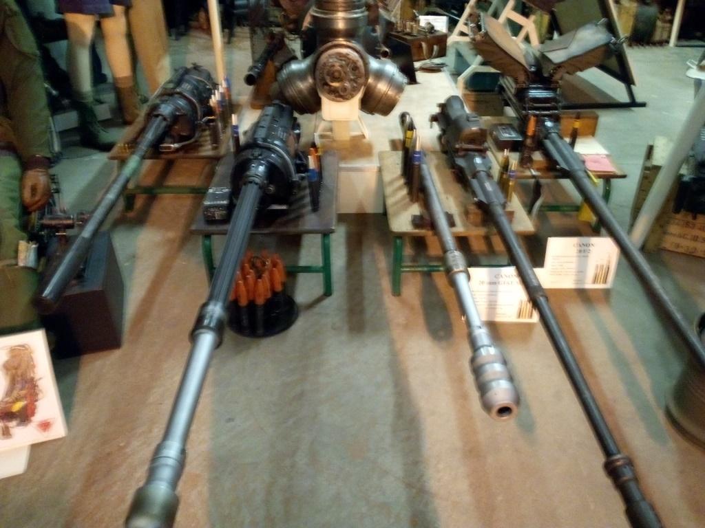 Canons de 30 mm et 20 mm