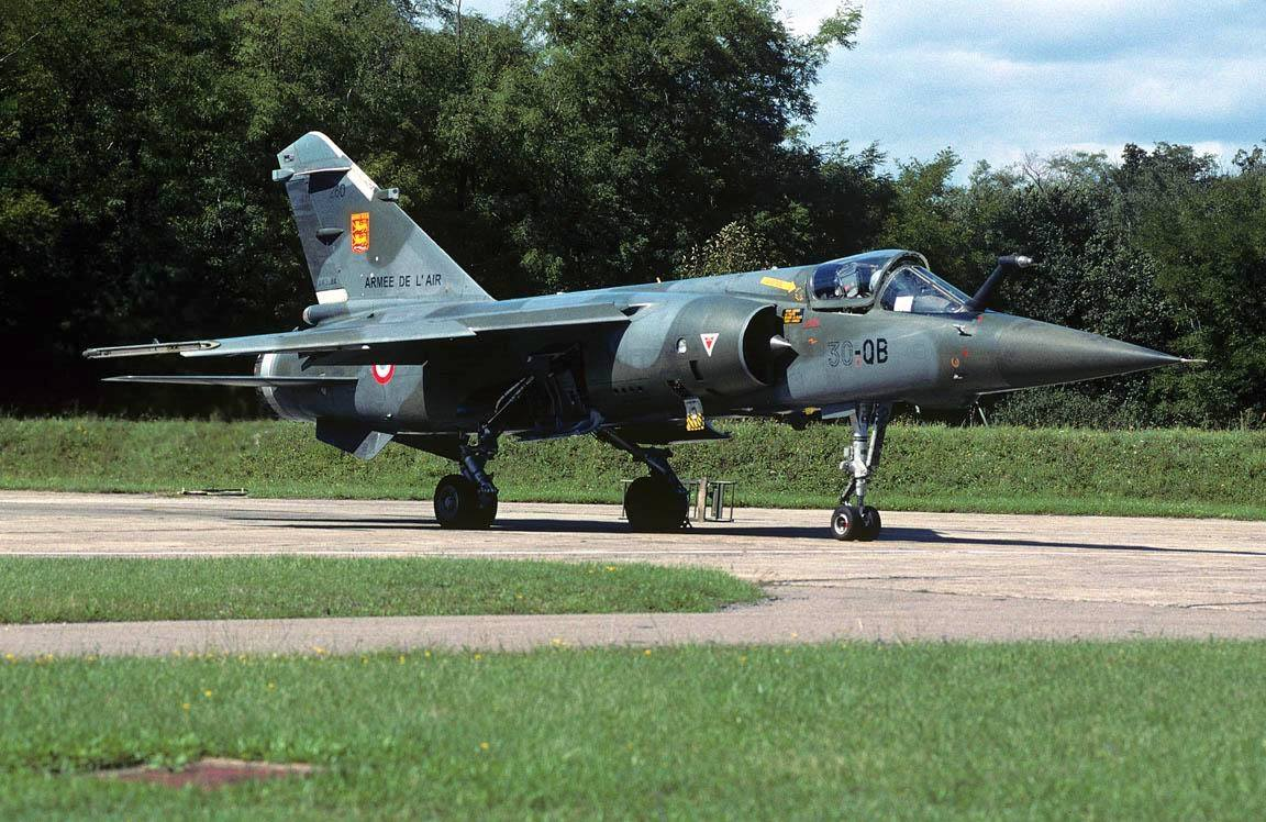 Mirage F1-CT n°260 à l'escadron 2/30 Normandie Niémen