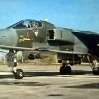 A22 7-IF du 3/7 en campagne de tir à Cazaux en 1995