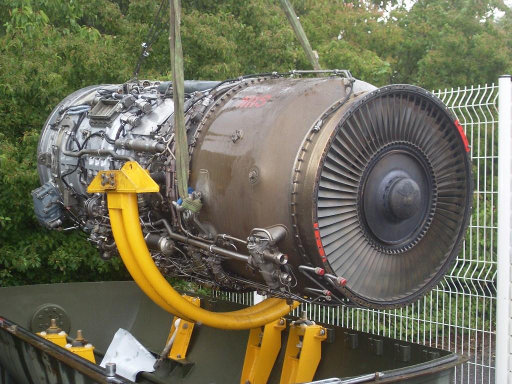 GTR Groupe Turbo Réacteur de l