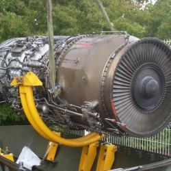 """GTR Groupe Turbo Réacteur de l""""ATAR 9K50"""