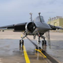 Mirage F1-CT 260 lavage après remontage Avord 2010