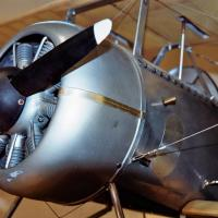 Maquette Nieuport de la N-3
