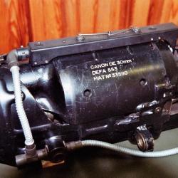 Bloc canon DEFA 553
