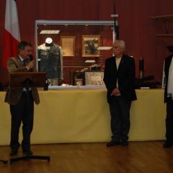 Inauguration de l'exposition le 10 novembre 2015 - 1