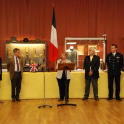 Inauguration de l'exposition le 10 novembre 2015 - 2