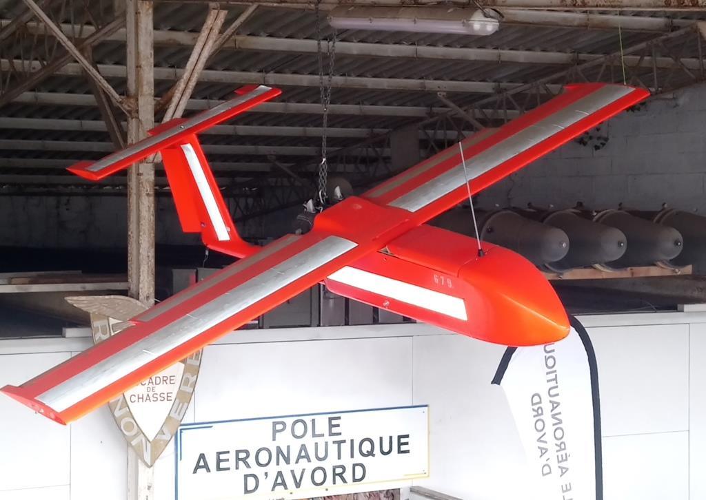 Drône Fox n°679