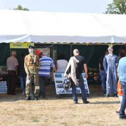 Stand Virades Farges 30 septembre 2018