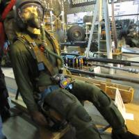 pilote siège éjectable Mk4