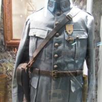 tenue d'infanterie 1914