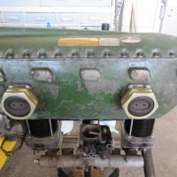 moteur 4 cylindres en ligne inversés