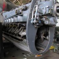 moteur plus dégagé
