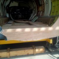 Installation du plancher