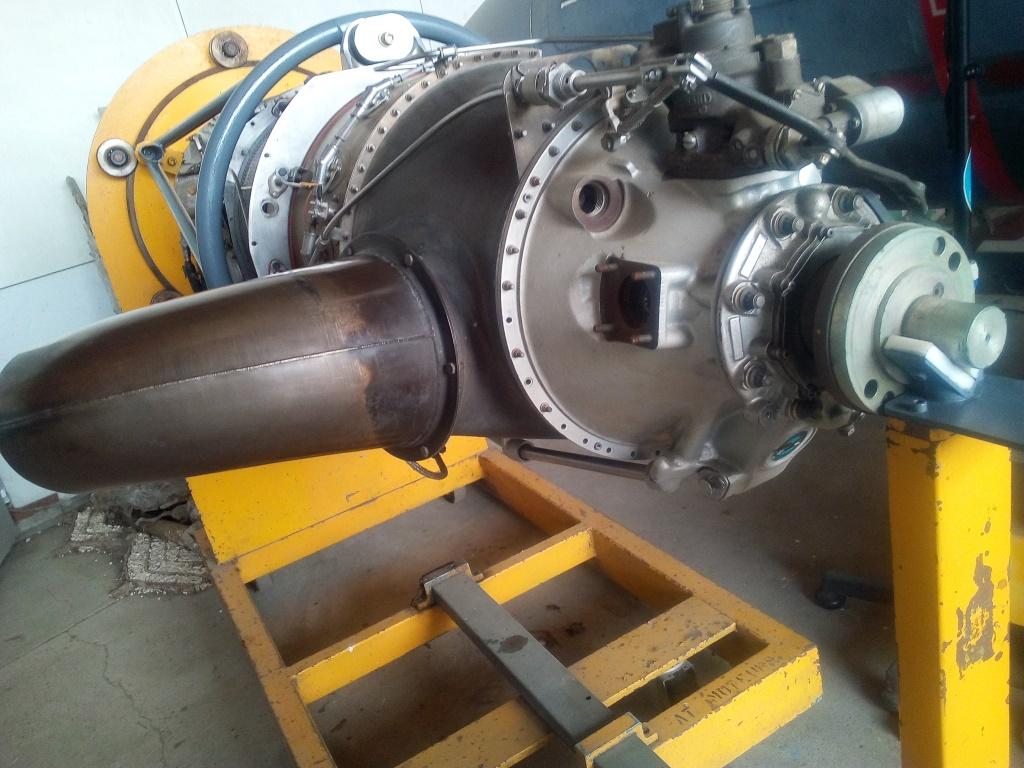 Pratt & Whitney PT-6