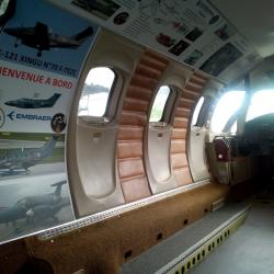 intérieur de la cabine