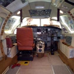 siège pilote installé