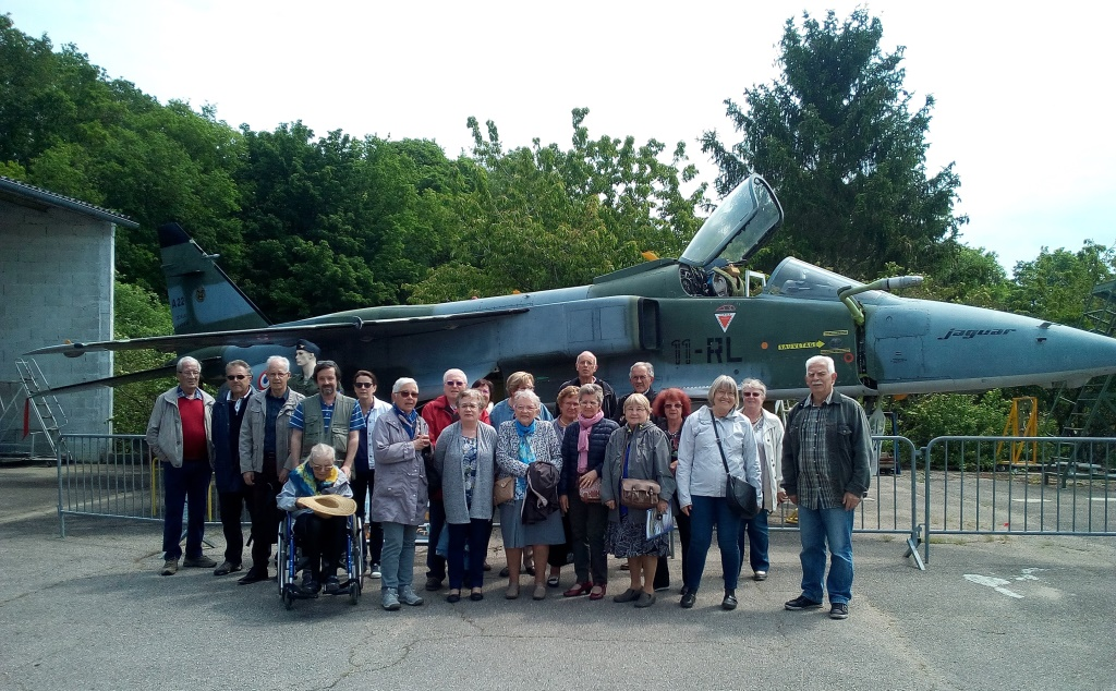 25 mai 2019; visite GRAHL de Sancergues