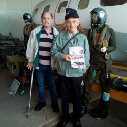 24 mai 2020 : visite d'anciens