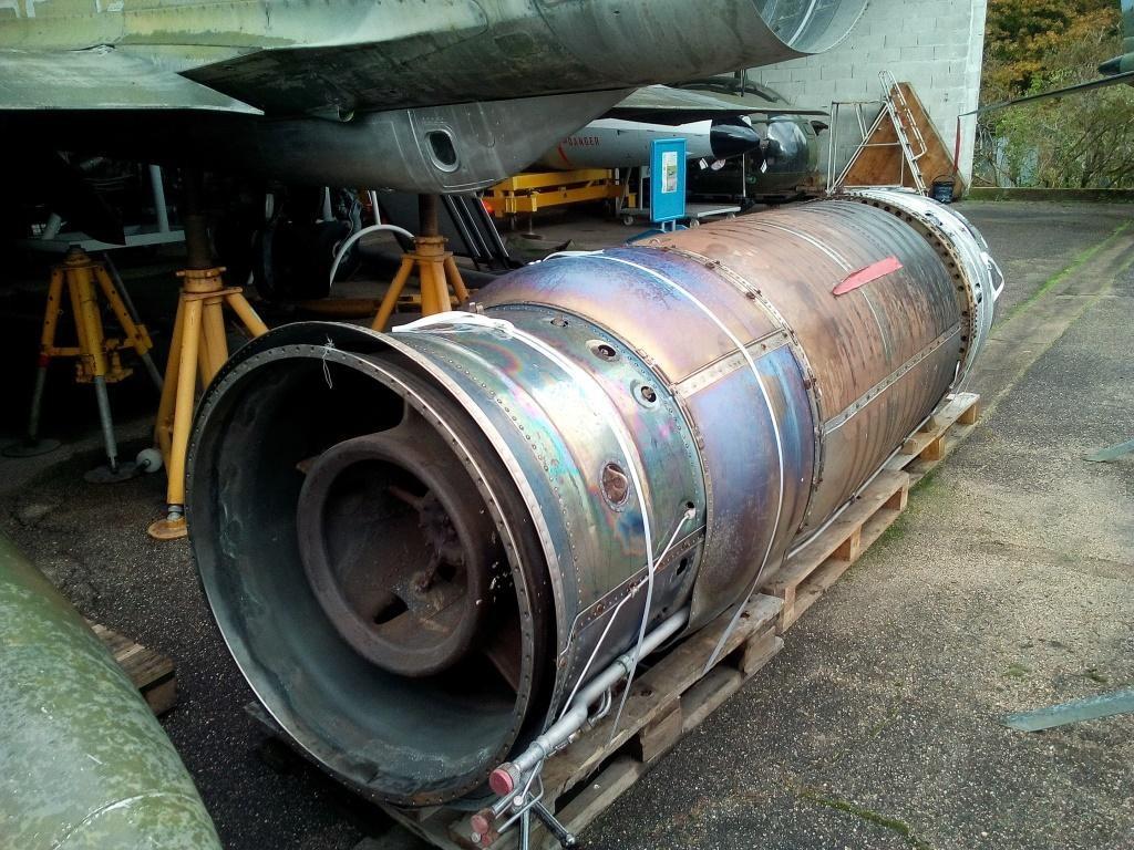 Réacteur ATAR 9C