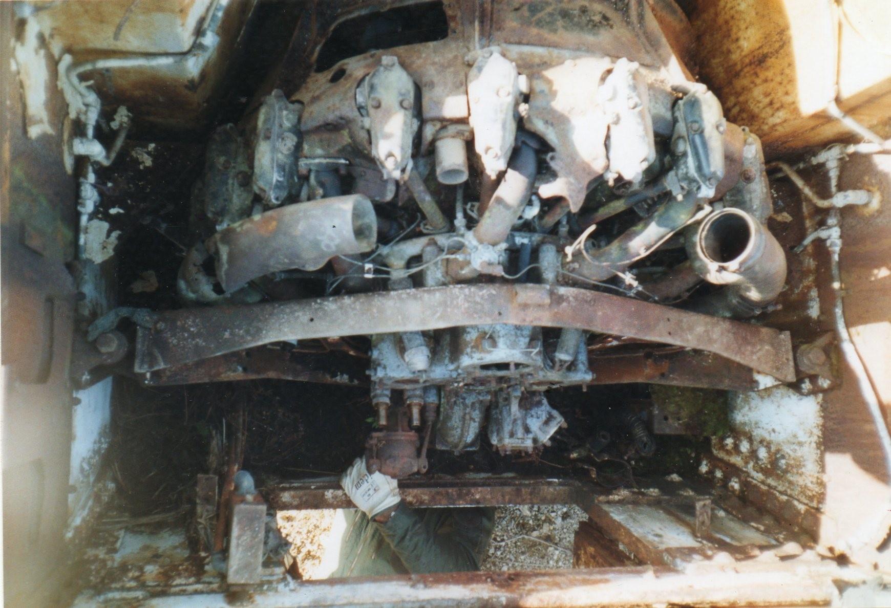 son moteur Continental
