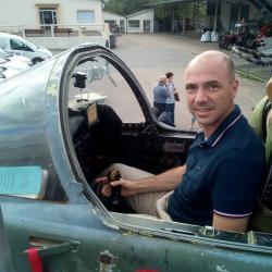 23 août 2020; visite du Colonel Olivier KALADJIAN