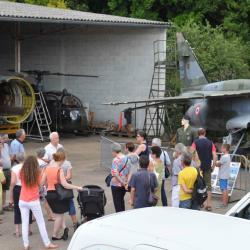 16 juillet 2017 : visite avec les guides de Bourges