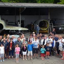 09 juillet 2017 : visite amicale rétro Nivernaise