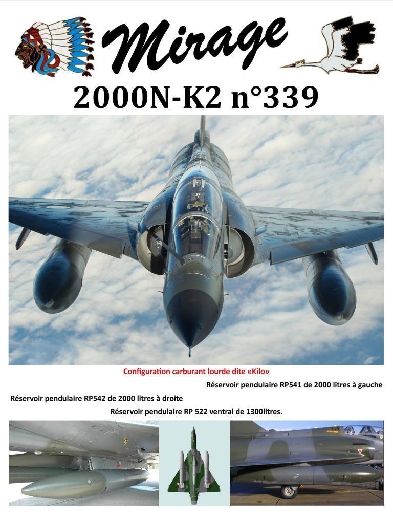 Mirage 2000N n°339