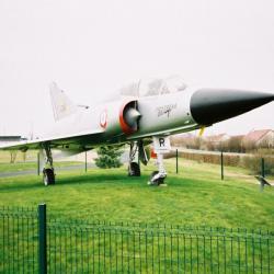 Mirage IIIB 214 à Avord
