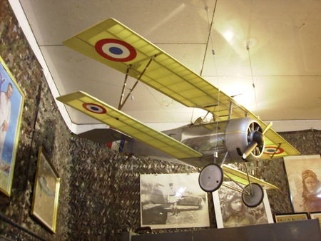 Maquette Nieuport