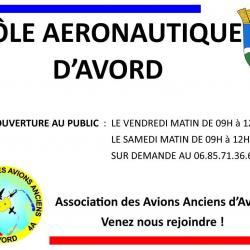 Ouverture du musée du Pôle aéronautique