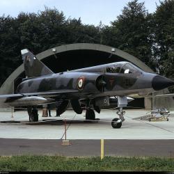 Mirage IIIE n°489 (3-IL) en 1973