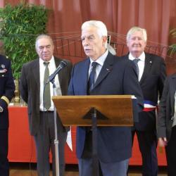 Inauguration de l'exposition le 08 novembre 2014