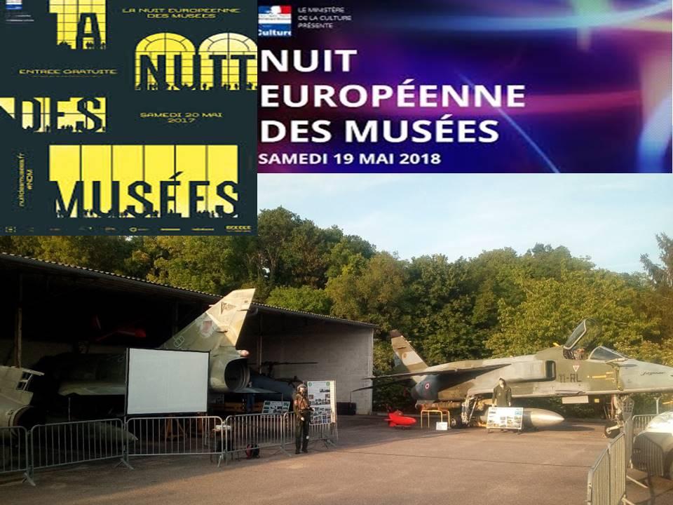19 mai 2018, nuit des musées