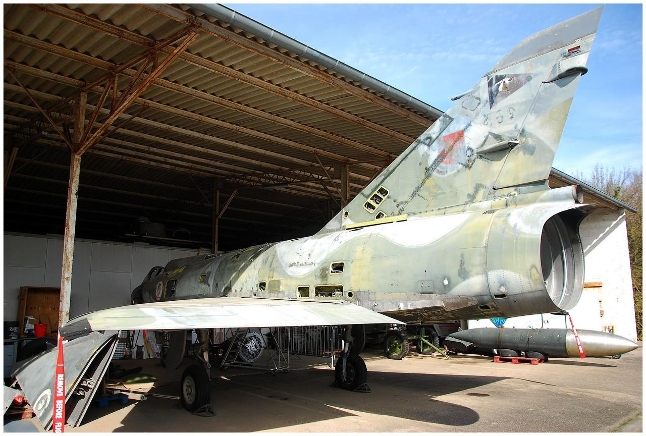 restauration du M3E 489