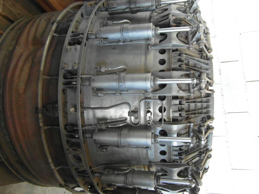 Rolls-Royce/Snecma Olympus 593