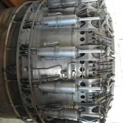 Tuyère primaire du réacteur