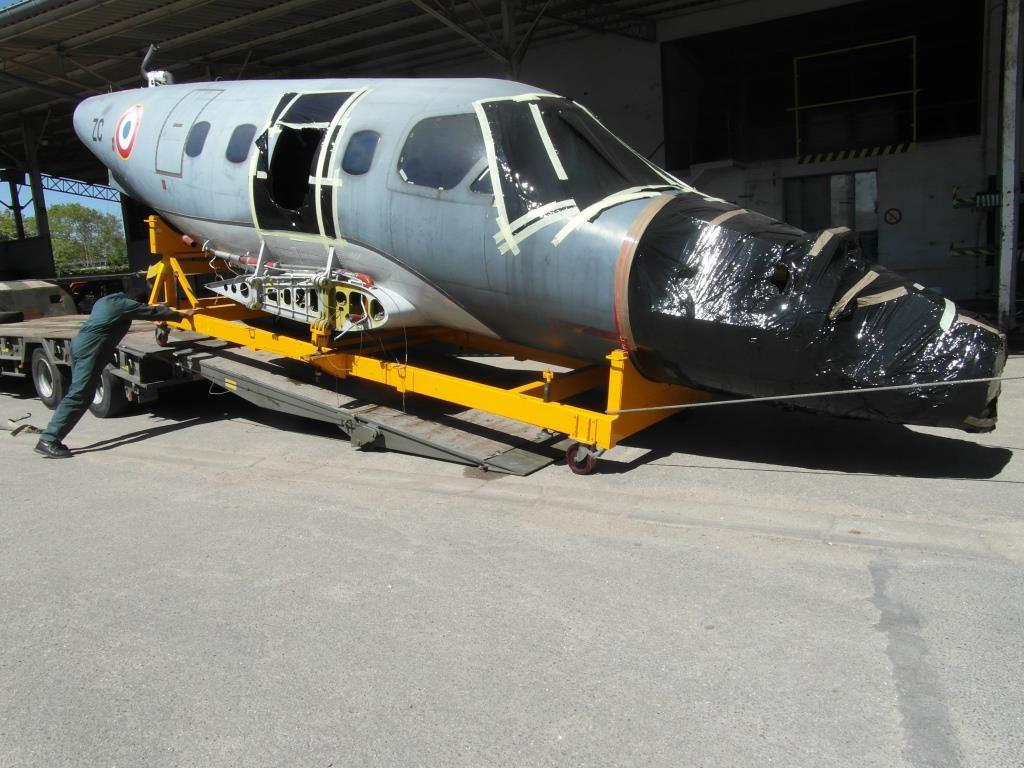 Embraer EMB-121 XINGU n°70.