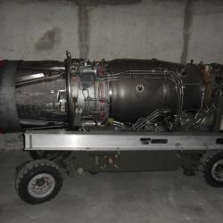 Réacteur ADOUR Mk102