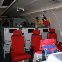 Consoles d'E-3F AWACS