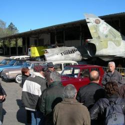 Club Vieilles voitures motos cosnoises
