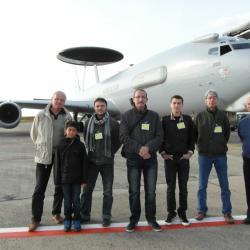 visite AWACS 29 oct 2012 (1)