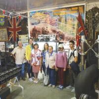 Visite Russes d'Ivanovo 11 juillet 2018