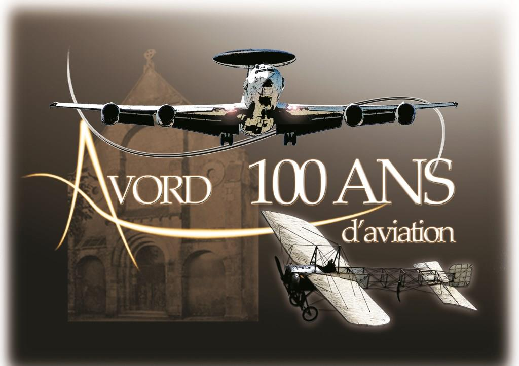 1912 - 2012 AVORD 100ans d'Aviation