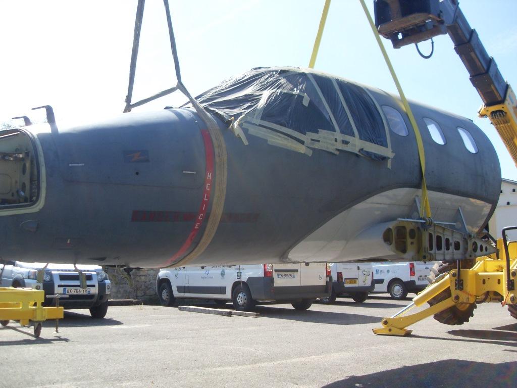 dernier vol du Xingu n°70